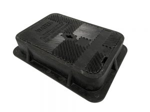 Heavy Duty D-Class Terra Firma Water Meter Box cover